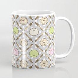 Mochi Kochi | Pattern in Grey Coffee Mug