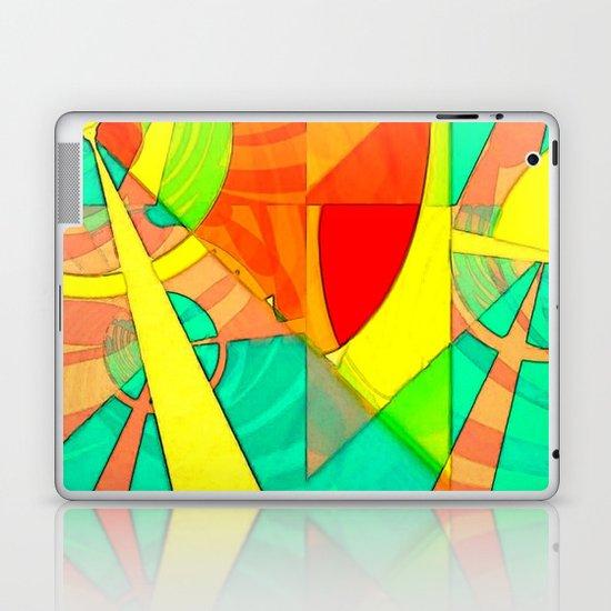 Tropical Farm 4 Laptop & iPad Skin
