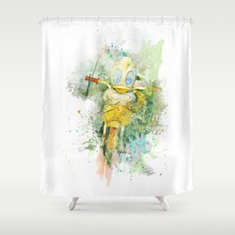 Come on, play with me once more... Shower Curtain