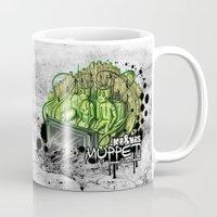muppet Mugs featuring mr. & mrs. muppet by ti-dablju-styles - Freaky Design & Art