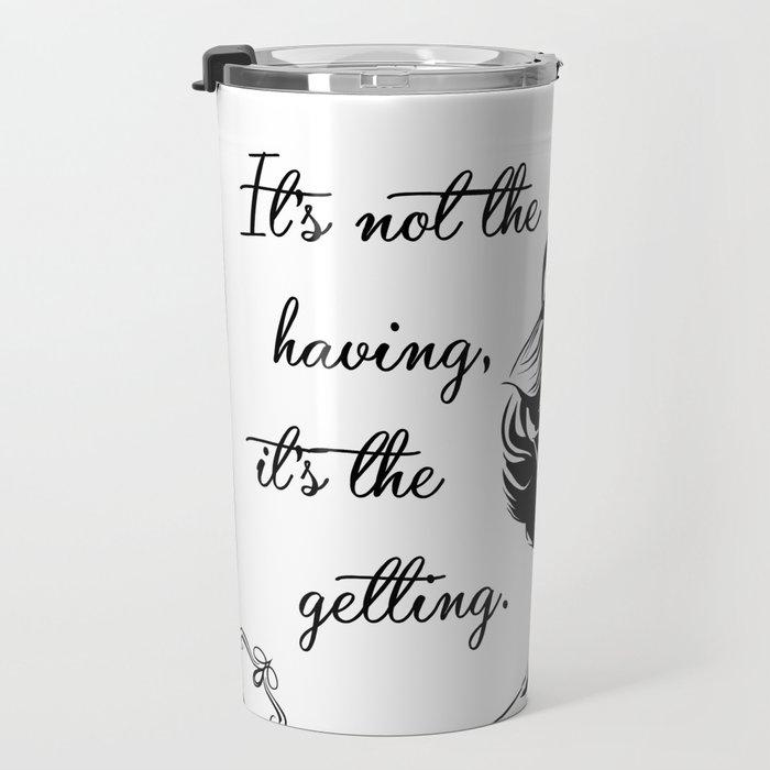 Call me Elizabeth Taylor, not Liz! Travel Mug