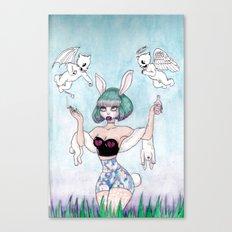 m o r a l s Canvas Print
