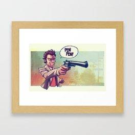 Harry Callahan Framed Art Print