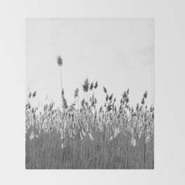 Without A Breeze Throw Blanket