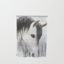 White Horse Wall Hanging