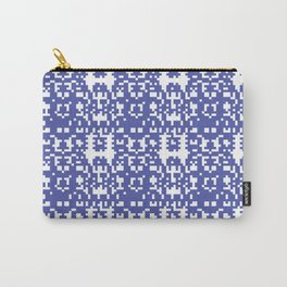 Geometric Indie Pattern Carry-All Pouch