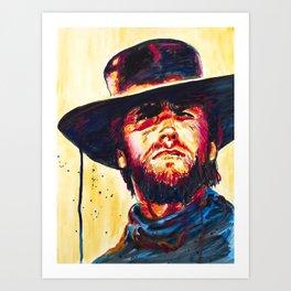 Pull Your Pistols Art Print