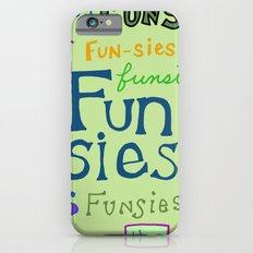 Funsies Slim Case iPhone 6s