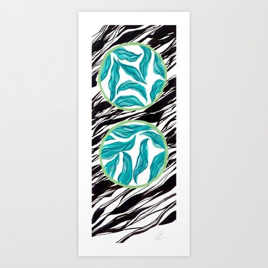 Clarity of vision Art Print