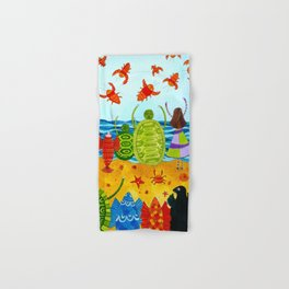 Alice in Wonderland #10 Hand & Bath Towel