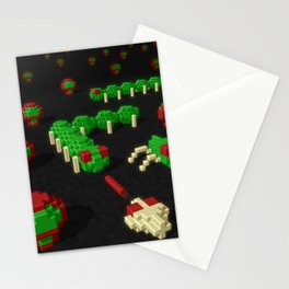 Inside Centipede Stationery Cards