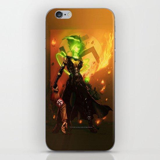 Anne Frankenstein AF1 iPhone & iPod Skin