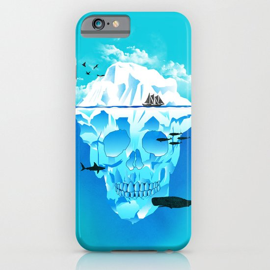 Cold Cruisings and Icy Endings iPhone & iPod Case