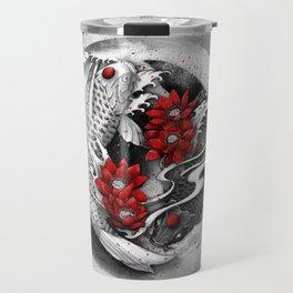 Balance [Yin-yang koi] Travel Mug