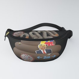 2020 YEAR OF S**T Fanny Pack