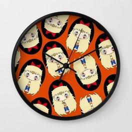 sailor venus estilo Wall Clock
