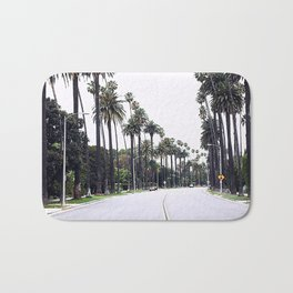 Palm Trees Bath Mat