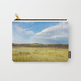 Northern B.C. Canada Carry-All Pouch