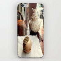 portlandia iPhone & iPod Skins featuring Put A Bird On It by Jordan McMeins