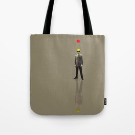You Are Here, 12 (Captain Jack) Tote Bag