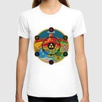 hyrule T-shirts featuring Hyrule Macrocosmica by Jude Buffum