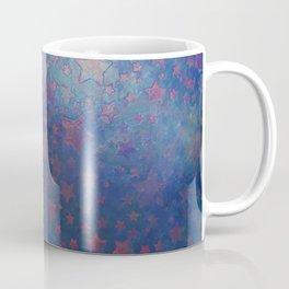 """Indigo night of stars and dreams"" Coffee Mug"