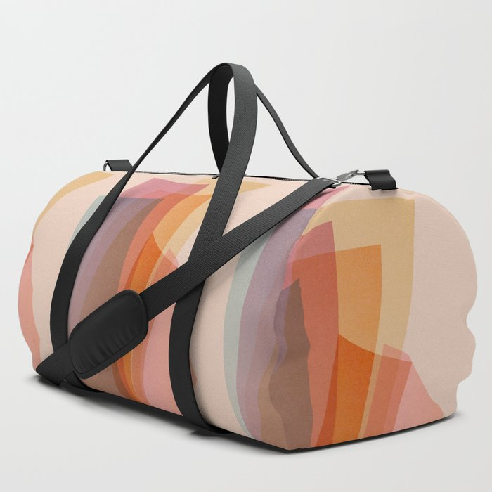 Abstraction_Spectrum_Duffle_Bag_by_forgetme__SET_OF_3