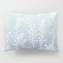 WILDFLOWERS BLUE AND PURPLE Pillow Sham