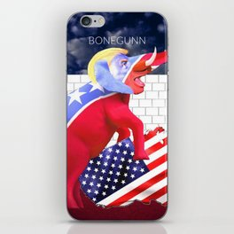 Say No To Trump iPhone Skin