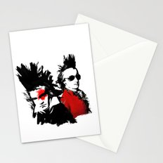 Beethoven Mozart Punk Composers Stationery Cards