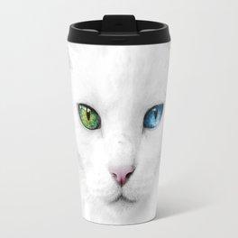 Dutchess the Cat Travel Mug