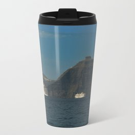 Santorini, Greece 5 Travel Mug