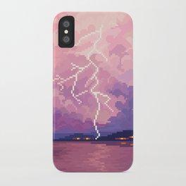 Strike iPhone Case