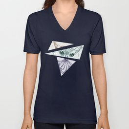 The Intellectual Owl Unisex V-Neck