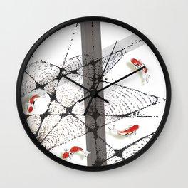 BAITS Wall Clock
