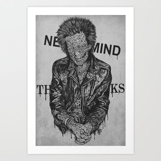 SID Art Print