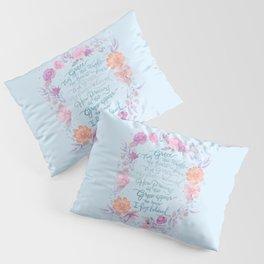 Amazing Grace - Hymn Pillow Sham