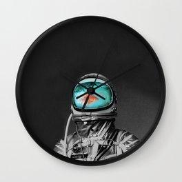 astro nasa Wall Clock