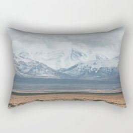 Atlas Mountains Rectangular Pillow