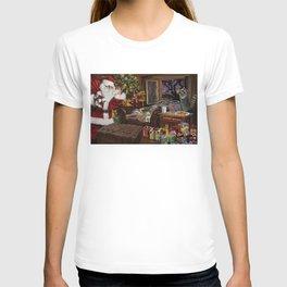 Snappy Santa T-shirt