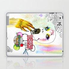 Part of the Machine Laptop & iPad Skin