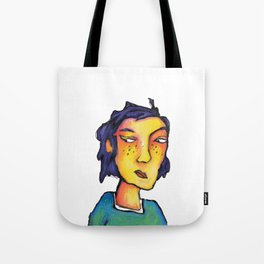 yella Tote Bag