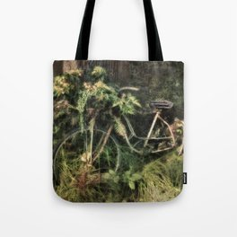 Under the Oak Tree Tote Bag