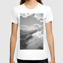 The Landscape (Black and White) T-shirt