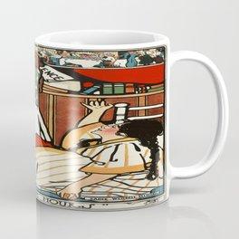 Vintage poster - Wee Sma Hours Coffee Mug