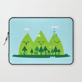 Monday Mountains Laptop Sleeve