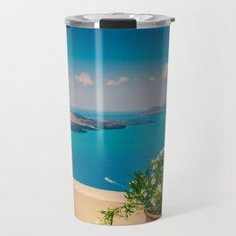 Santorini i Travel Mug