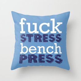 Bench Throw Pillow
