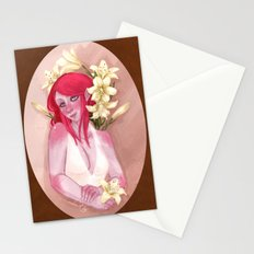 Tasmit & Lilies Stationery Cards