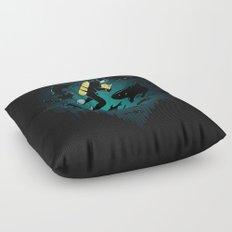 Screwed Floor Pillow